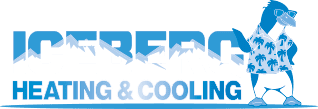 Iceberg Heating & Cooling